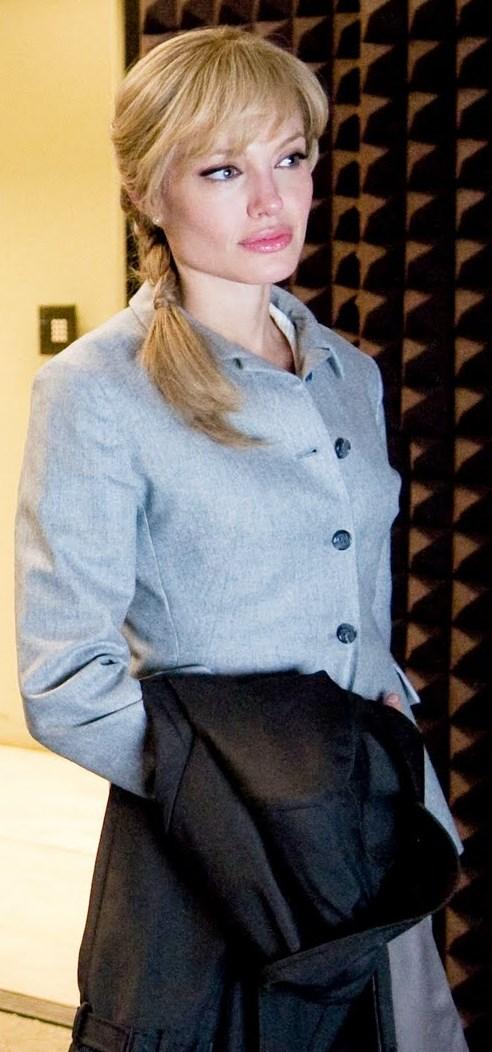 Angelina Jolie as Evelyn Salt