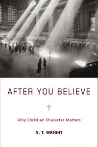 After You Believe -- N. T. Wright
